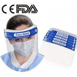 FACE SHIELDS / PET ANTI FOG FILM
