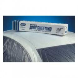 12'X400' BLUE SHEETING
